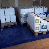 BRSO 840 SMB - Bac de rétention souple de 840 L pour stocker de produits polluants en intérieur. Stockage permanent ou occasionnel